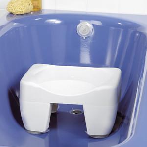 Tabouret et réducteur de baignoire (image 1)