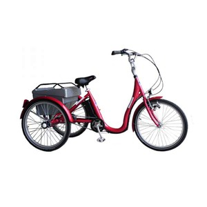 Tricycle alu adulte Aneto