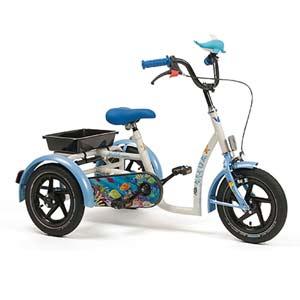 Tricycle 2202 Aqua (image 1)