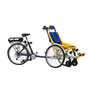 Vélo-pousse Rollfiets (image 1)