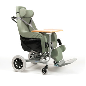 Fauteuil roulant coquille Coraille (image 1)