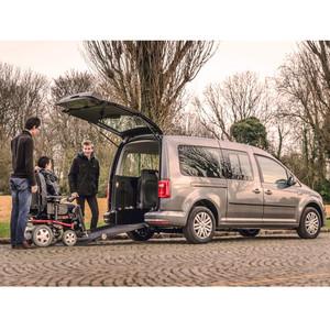 Volkswagen Caddy Maxi Xtra Triflex SimplyAccess (image 1)