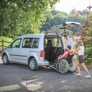 Volkswagen Caddy Xtra HappyAccess (image 1)