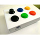 Mini boitier gaming - combo 1 joystick / 5 contacteurs (miniature 2)
