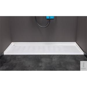 Receveurs de douche extra-plats à longueurs variables (image 2)