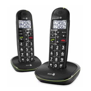 Miniature 5 - Téléphone sans fil PhoneEasy 110