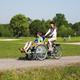 Vélo-pousse Rollfiets (miniature 2)