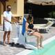 Elévateur de piscine mobile sur batterie BluOne (miniature 3)