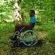 Plateforme motorisée tout-terrain pour fauteuil roulant (miniature 3)