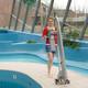 Soulève-personne mobile de piscine (miniature 3)